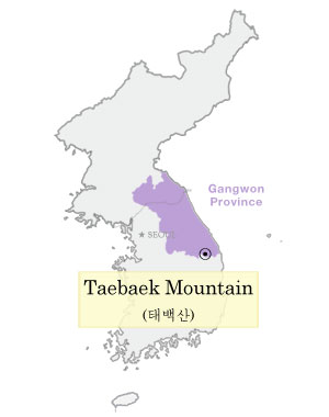 map_taebaeksan