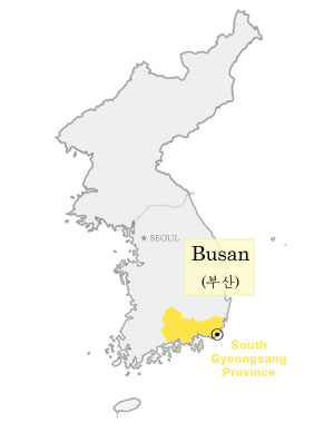 map_busan