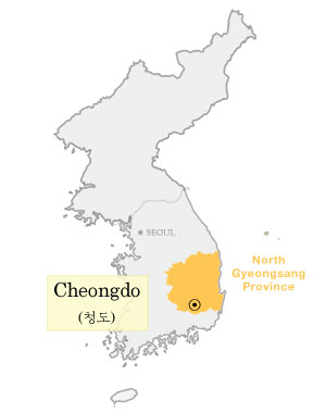 map_cheongdo